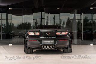 Chevrolet Corvette Z06 6.2 V8 485kW