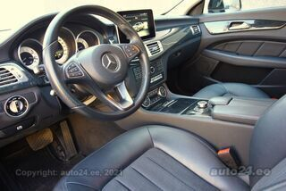 Mercedes-Benz CLS 250 CDI SPORT PACKAGE 150kW