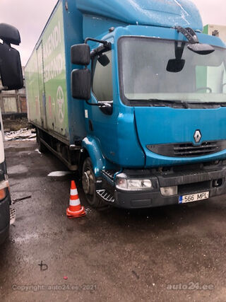 Renault Midlum 161kW