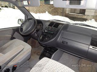 Mercedes-Benz V 280 2.8 v6 128kW