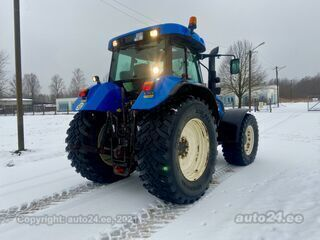 New Holland T7550 6.6 144kW