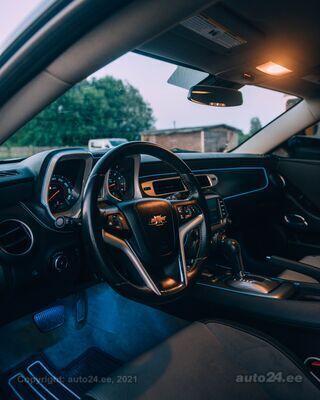 Chevrolet Camaro 3.6 V6 241kW