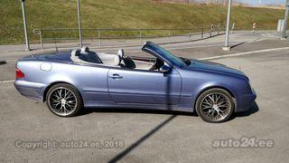 Mercedes-Benz CLK 200 ELEGANCE KOMPRESOR 2.0 120kW