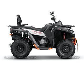 Segway Snarler 600 GL Naked 33kW
