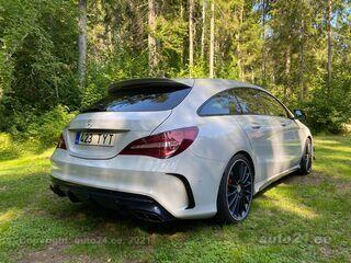 Mercedes-Benz CLA 45 AMG 2.0 280kW