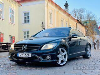 Mercedes-Benz CL 500 AMG OPTION 5.0 285kW