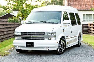 Chevrolet Astro AWD Starcraft Brougham Limited 4.3 Vortec V6 142kW