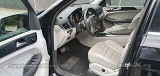Mercedes-Benz ML 63 AMG 5.5 410kW