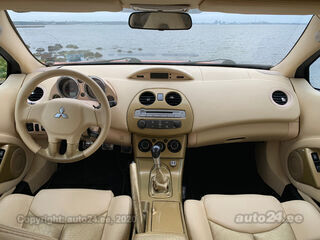 Mitsubishi Eclipse GS 2.4 121kW
