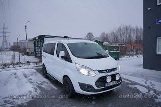 Ford Tourneo Custom Titanium SWB 2.2 114kW