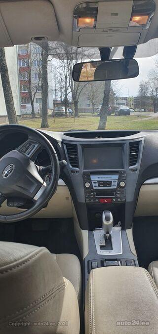 Subaru Outback 2.5 127kW
