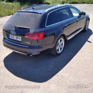 Audi A6 allroad 3.0 171kW