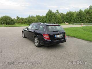 Mercedes-Benz C 200 2.1 100kW