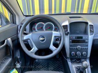 Chevrolet Captiva 2.4 100kW