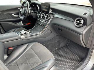 Mercedes-Benz GLC 250 AMG pakett 2.1 150kW