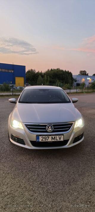 Volkswagen Passat CC 2.0 147kW
