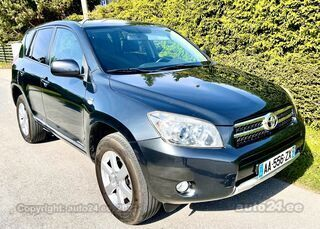 Toyota RAV4 LIMITED EDITION 2.2 D-4D 100kW