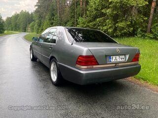 Mercedes-Benz S 300 3.0 170kW