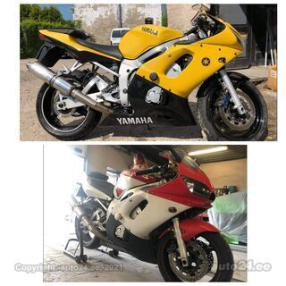 Yamaha YZF - R 6 88kW