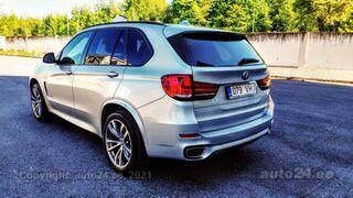 BMW X5 M-Perfomance Aerodynamics Package 3.0 190kW
