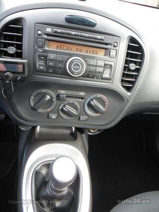Nissan Juke Visia 1.5 DCI 81kW