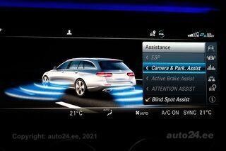 Mercedes-Benz E 200 AMG Night Widescreen 2.0 110kW
