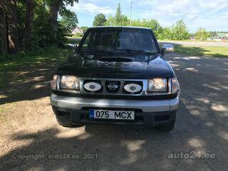 Nissan Pickup 4x4 Navara 2.5 TDI 76kW