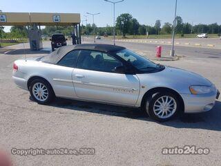 Chrysler Sebring 2.7 V6 149kW