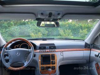 Mercedes-Benz S 500 5.0 225kW