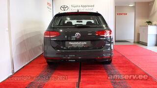 Volkswagen Passat 1.4 92kW