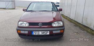 Volkswagen Golf 1.8