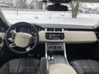 Land Rover Range Rover Sport AUTOBIOGRAPHY DYNAMIC SDV6 3.0 V6 225kW