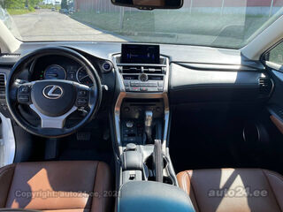 Lexus NX 300h Executive 2.5 114kW