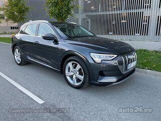 Audi e-tron 50 Quattro 71kwh 230kW