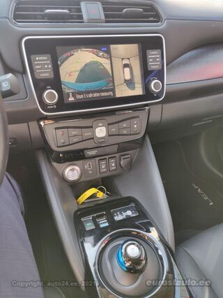 Nissan LEAF Tekna ProPilot 40kwh 90kW