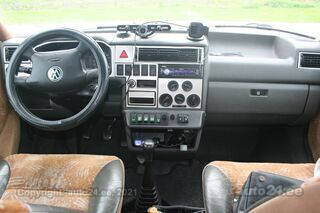 Volkswagen Transporter 2.5 75kW
