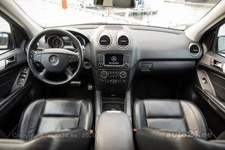 Mercedes-Benz ML 63 AMG 6.2 V8 375kW