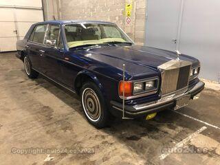 Rolls-Royce Silver Spur 6.7 160kW