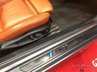 BMW M3 3.2 R6 252kW