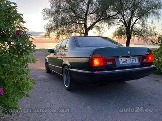 BMW 750 E32 5.0 V12 M70 220kW
