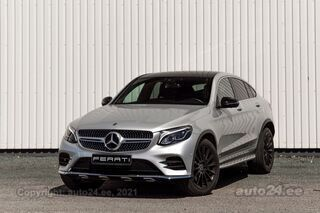 Mercedes-Benz GLC 250 d Coupe AMG 2.1 150kW