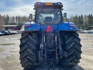 New Holland T8.420AC
