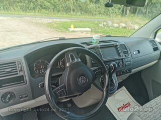 Volkswagen Transporter Highline 2.0 132kW