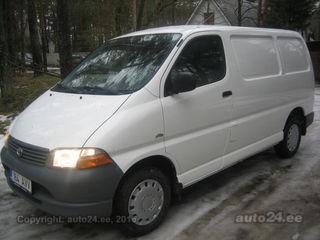 Toyota Hiace D4D 2.5 75kW