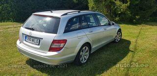 Mercedes-Benz C 200 CDI 2.1 100kW