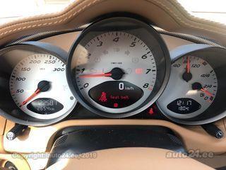 Porsche Cayman S 3.4 217kW