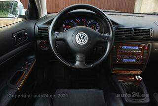 Volkswagen Passat Variant Highline 1.9 TDI 66kW