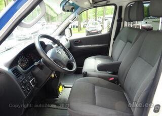 Toyota Hiace 4WD 2.5 86kW