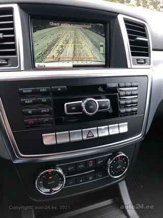 Mercedes-Benz ML 350 BlueTec 3.0 190kW