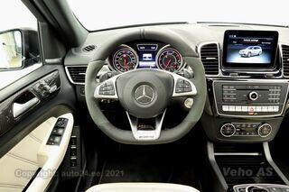 Mercedes-Benz GLS 63 AMG S 4 Matic Distronic 5.5 V8 430kW